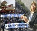 La flota de cerco acusa a Rosa Quintana de pretender destruir la flota de cerco gallega en favor de intereses empresariales de importaciones paralelas de pesca