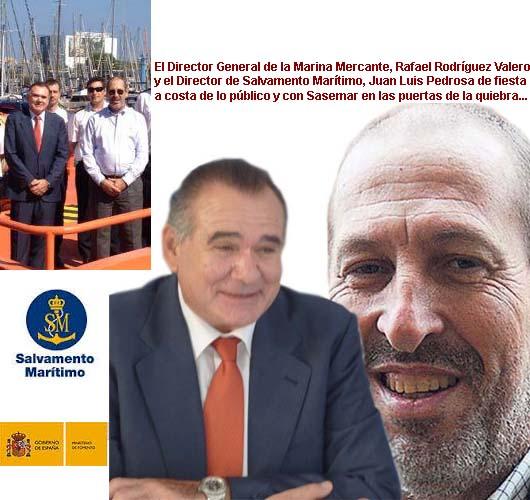 Pladesemapesga presenta denuncia ante la Fiscalía anti corrupción contra los responsables de la DGMM y Sasemar por presunto fraude a la Seguridad Social y apropiación del combustible de los remolcadores para usos privados