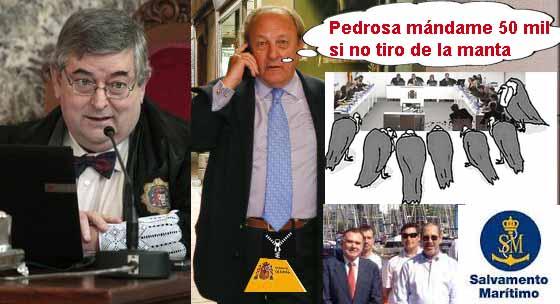 Pladesemapesga denuncia ante notario y juzgado de guardia una presunta  malversación de 2 millones de Euros en Sasemar.